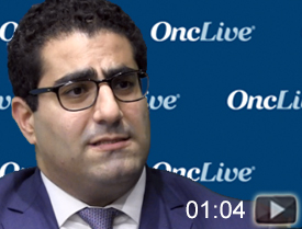 Dr. Sabari Compares Liquid and Tissue Biopsies in NSCLC