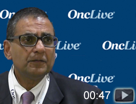Dr. Salgia on Next-Generation Sequencing in Lung Cancer