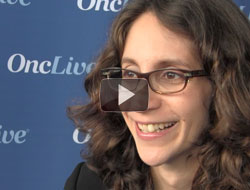 Dr. Sarah Holstein on Lenalidomide Maintenance Updates