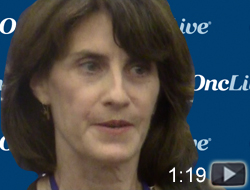Dr. Elizabeth H. Baldini on Systemic Therapy for Sarcoma