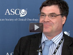 Dr. Sawyer on LBM Outcomes With Siltuximab in Multicentric Castleman's Disease