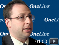 Dr. Schoenfeld on Synergy Between Radiation and Immunotherapy in SCCHN