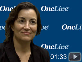 Dr. Secord on Determining the Management Strategy for Ovarian Cancer