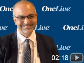 Dr. Sehouli Discusses Unmet Needs in Ovarian Cancer