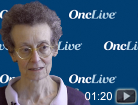 Dr. Sessa on the Management of BRCA1/2 Mutations in Ovarian Cancer