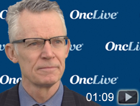 Dr. Seymour Discusses Rationale for MURANO Study in CLL