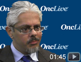 Dr. Shah Discusses Sequencing for MCL