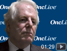 Dr. Shields on Optimal Adjuvant Therapy for CRC