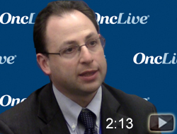 Dr. Jonathan D. Schoenfeld on Radiation/Immunotherapy Combinations