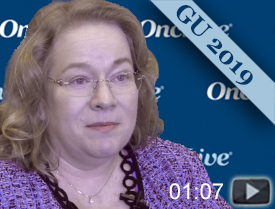 Dr. Siefker-Radtke on Bempegaldesleukin Plus Nivolumab in Urothelial Carcinoma