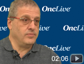 Dr. Siegel on Pomalidomide in Lenalidomide-Refractory Patients With Myeloma