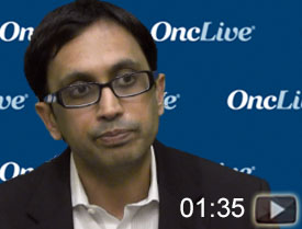 Dr. Singal Discusses Recent Clinical Trials in HCC