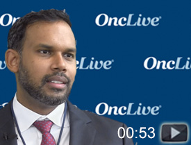 Dr. Singh Discusses Immunotherapy Study in GIST