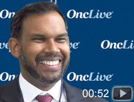 Dr. Singh Discusses the Next Steps for Immunotherapy in GISTs