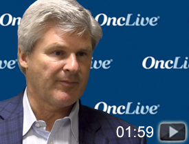 Dr. Socinski on Current State of Treatment in NSCLC