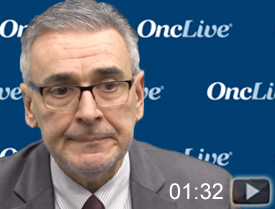 Dr. Sparano on Improving Liquid Biopsies in Breast Cancer