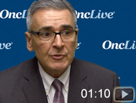 Dr. Sparano Discusses Unmet Needs in Metastatic Breast Cancer
