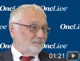 Dr. Stahel on Treatment Sequencing in Stage IV NSCLC