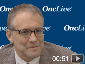 Dr. Stinchcombe on the Benefit of Alectinib in ALK+ NSCLC