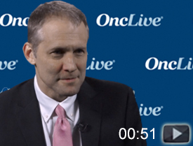 Dr. Stinchcombe Discusses the PACIFIC Trial for NSCLC