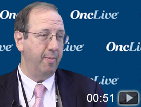 Dr. Stone on MRD in Hematologic Malignancies