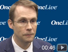 Dr. Strickler on Applications for Liquid Biopsies in GI Cancer
