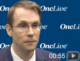 Dr. Strickler on Genomic Variants Detected by Liquid Biopsies in GI Cancers