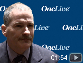 Dr. Sweeney on Chemotherapy Versus Abiraterone for mCRPC