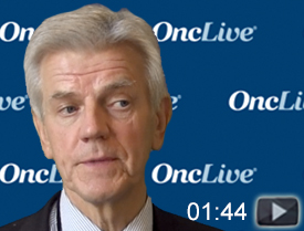 Dr. Sweetenham on Unanswered Questions With CAR T-Cell Therapy in Pediatric ALL
