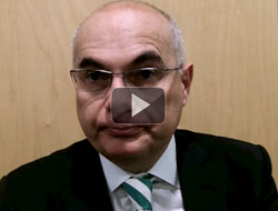 Dr. Tabernero on Molecular Characterization in GI Cancer