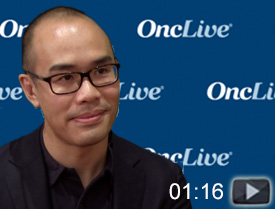 Dr. Tam Discusses the DUO Trial for CLL