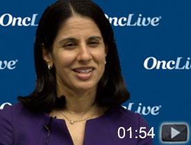 Dr. Tolaney on Abemaciclib Plus Pembrolizumab for HR+, HER2- Breast Cancer