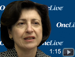 Dr. Suzanne L. Topalian on PD-L1 and Emerging Biomarkers for Immunotherapy