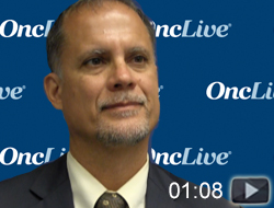 Dr. Jonathan Trent on Engineered T- cell Therapy in Sarcoma