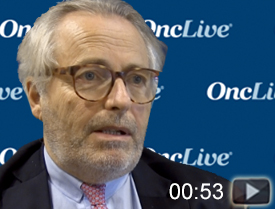 Dr. Triebel on Novel Immunotherapy Combination in Melanoma