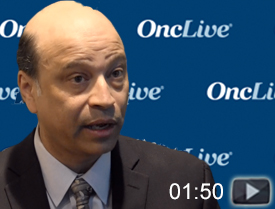 Dr. Tripathy Discusses Lurbinectedin in Breast Cancer