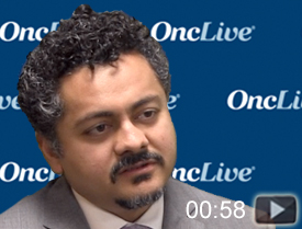 Dr. Usmani on Treatment of Newly Diagnosed Myeloma