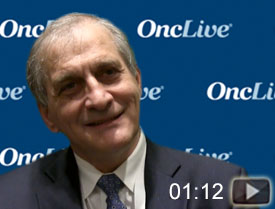 Dr. van Besien on Autologous Stem Cell Transplantation in Hematologic Malignancies
