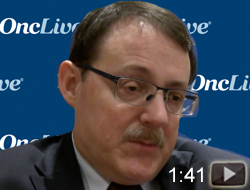 Dr. Alan P. Venook on Determining Frontline Treatment for mCRC