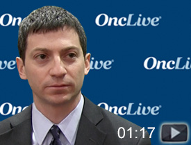 Dr. Davids on Ibrutinib Plus FCR in Younger Patients With CLL