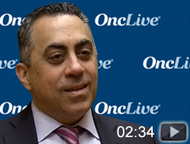 Dr. Bekaii-Saab Reflects on the Findings of the ReDOS Trial in mCRC