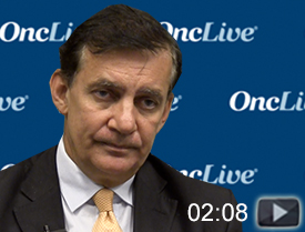Dr. Dimopoulos Reflects on Ibrutinib Plus Rituximab in Waldenstrom Macroglobulinemia