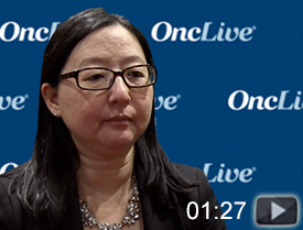 Dr. Wang on Results With Crenolanib Plus Chemotherapy in AML