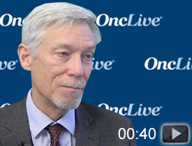 Dr. Maloney Discusses CAR T-Cell Therapy in Solid Tumors