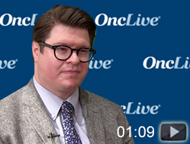 Dr. McCloskey Discusses Targeting CD19 in B-Cell ALL
