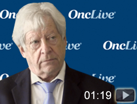 Dr. Kay Discusses the Role of Acalabrutinib in CLL