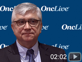 Dr. Schuster Dicsusses CAR T-Cell Therapy in DLBCL