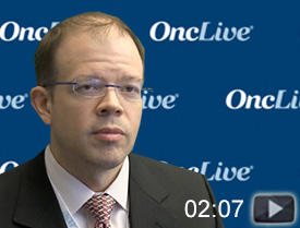 Dr. Logan Discusses Treatment Options in CLL