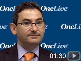 Dr. Abramson Discusses Lisocabtagene Maraleucel in NHL