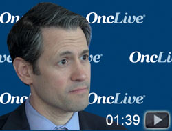 Dr. Feldman Discusses Metabolomic Findings in Prostate Cancer